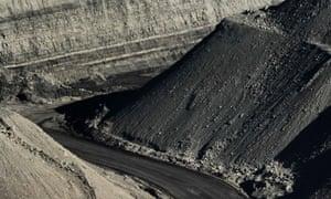 A coalmine