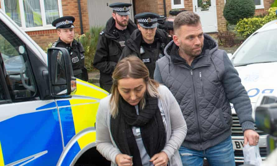 Elaine Kirk and Paul Gait were questioned by police and released.