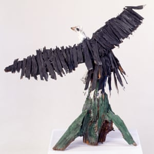 Eagle (1988) by Ralph Griffin.