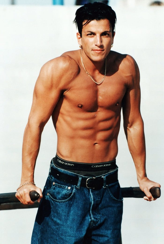 Peter Andre I Remember Praying To God Please Get Me Through This Day Peter Andre The Guardian