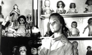 Carol Lynley in Bunny Lake Is Missing, 19??. She held her own against actors such as Laurence Olivier and Anna Massey.