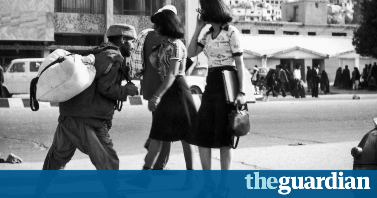 Are old photos of 'westernised' Afghan women driving Trump's foreign policy? | Rossalyn Warren