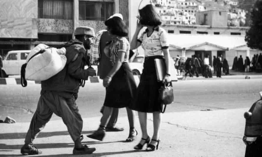 A 1978 photo of women in Kabul.