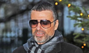 George Michael in 2011.