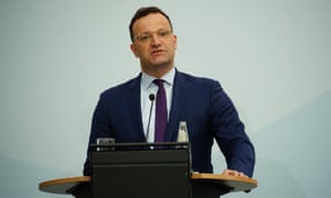 German health minister Jens Spahn warned that it may become harder to control the virus spread in autumn.