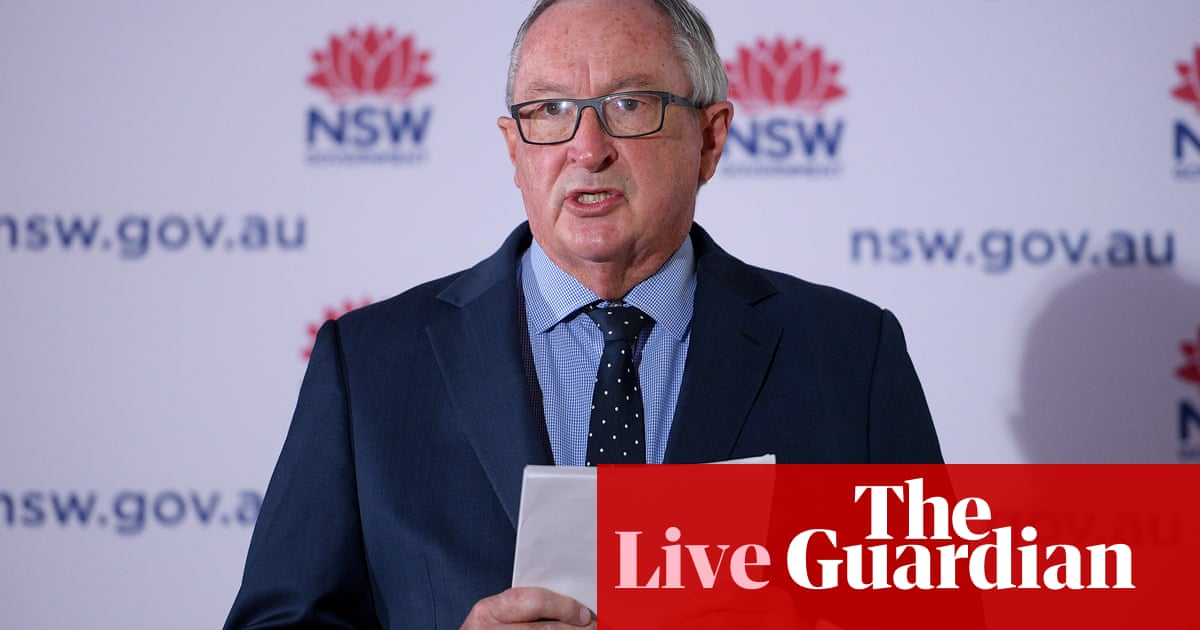 Australia Covid news live update: NSW records 1,599 cases and eight deaths; Victoria reports 450 infections and ACT 15