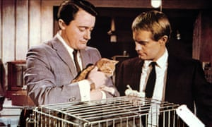robert vaughn in the man from uncle