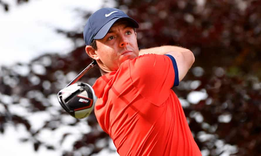 Rory Mcilroy Thunders On To Us Open After Storming Win In Canada Rory Mcilroy The Guardian