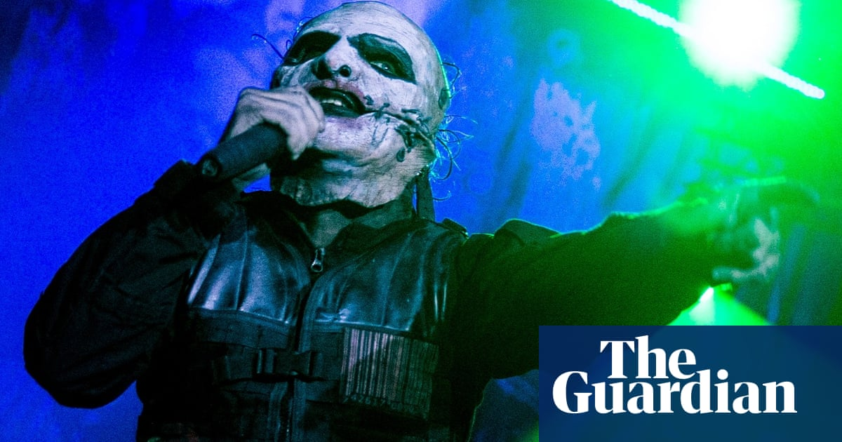 Slipknot's Corey Taylor answers your questions: 'Donald Trump makes