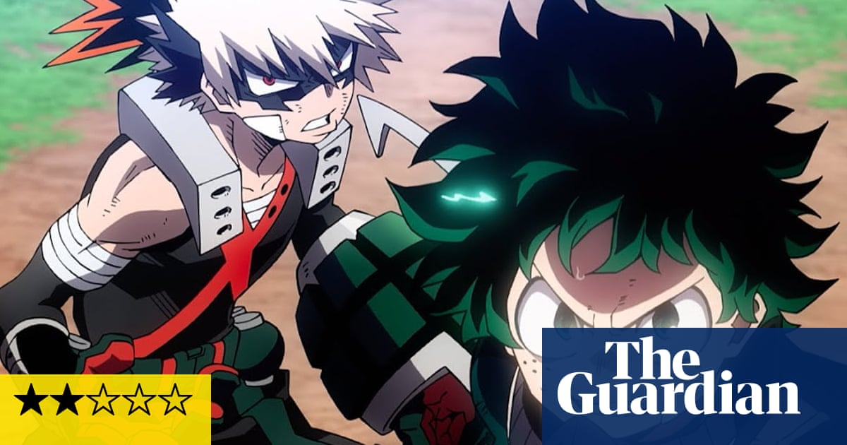 My Hero Academia Heroes Rising Review Workies Save The World Film The Guardian
