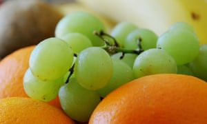 Doctors say parents and carers should chop up soft fruits such as grapes and cherry tomatoes into quarters before giving them to children, and make sure youngsters are supervised while eating.