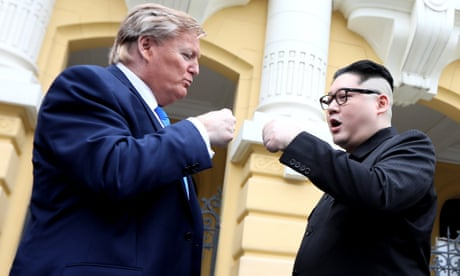 Vietnam threatens to deport Trump and Kim impersonators before 'sensitive' summit