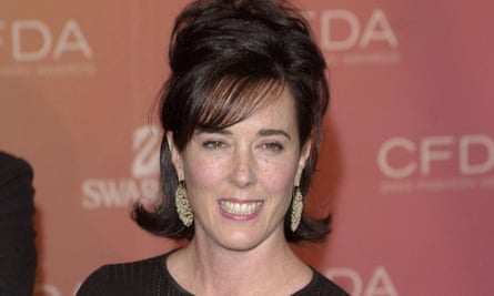 Kate Spade, who has been found dead at 55.