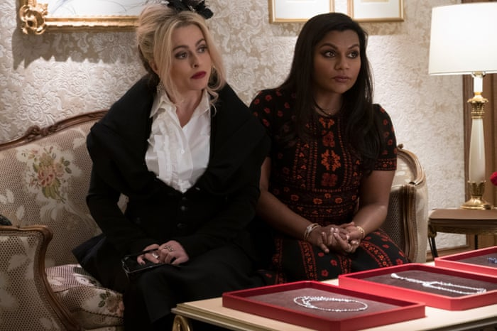 Ocean's 8 review – starry cast can't steal enough attention