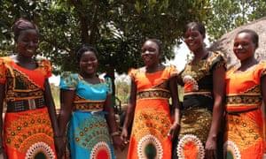 Members of Warocho Kwan Wwawa