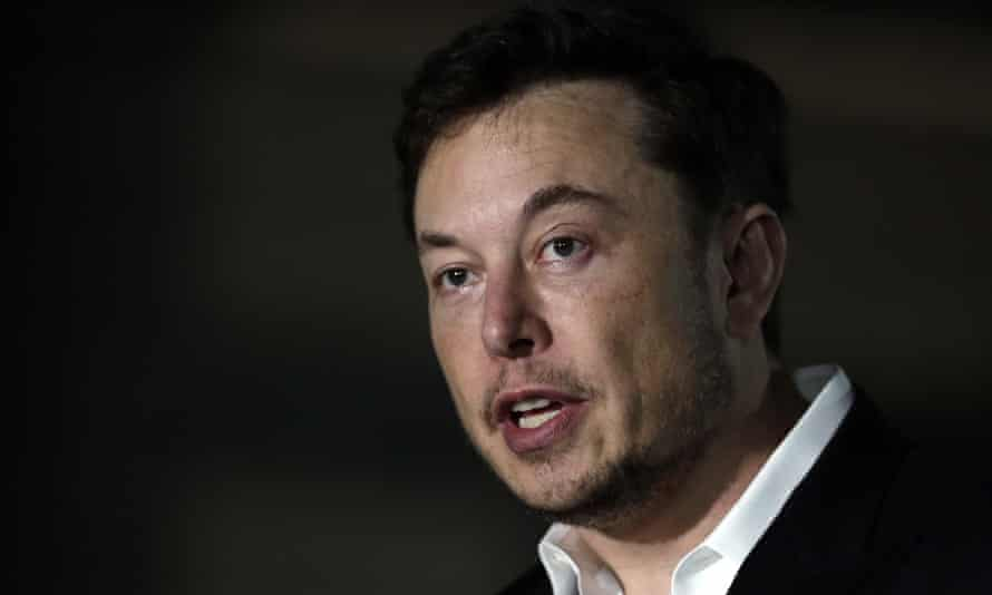 Elon Musk, Tesla's CEO, has engaged in a heated email exchange with the former employee who is alleged to have hacked an operating system.