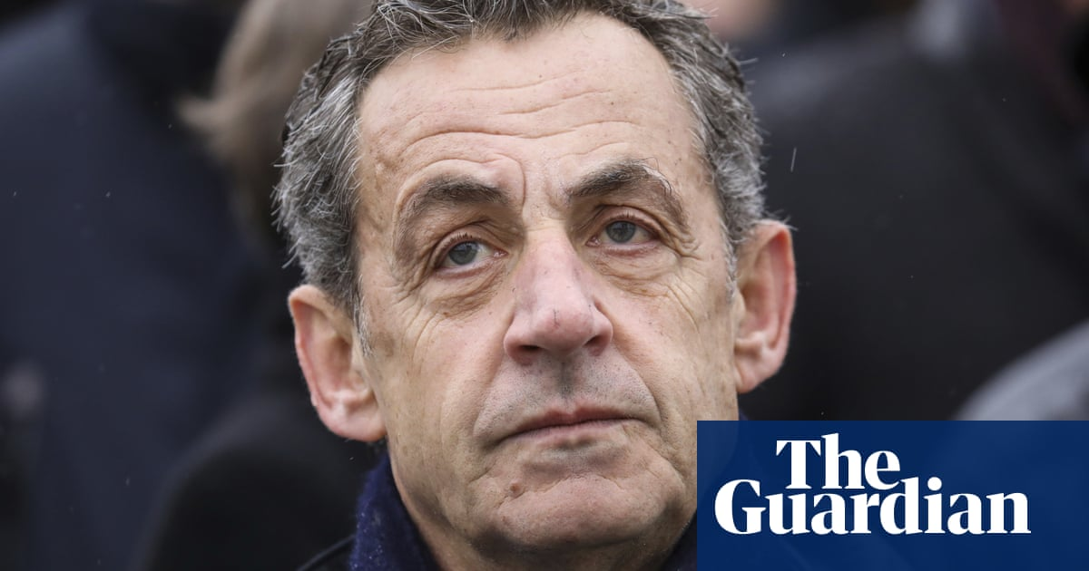 Nicolas Sarkozy given jail sentence for illegal campaign financing
