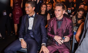 Cristiano Ronaldo talks of his pain at seeing Lionel Messi win the Ballon  d Or d7e0b12867