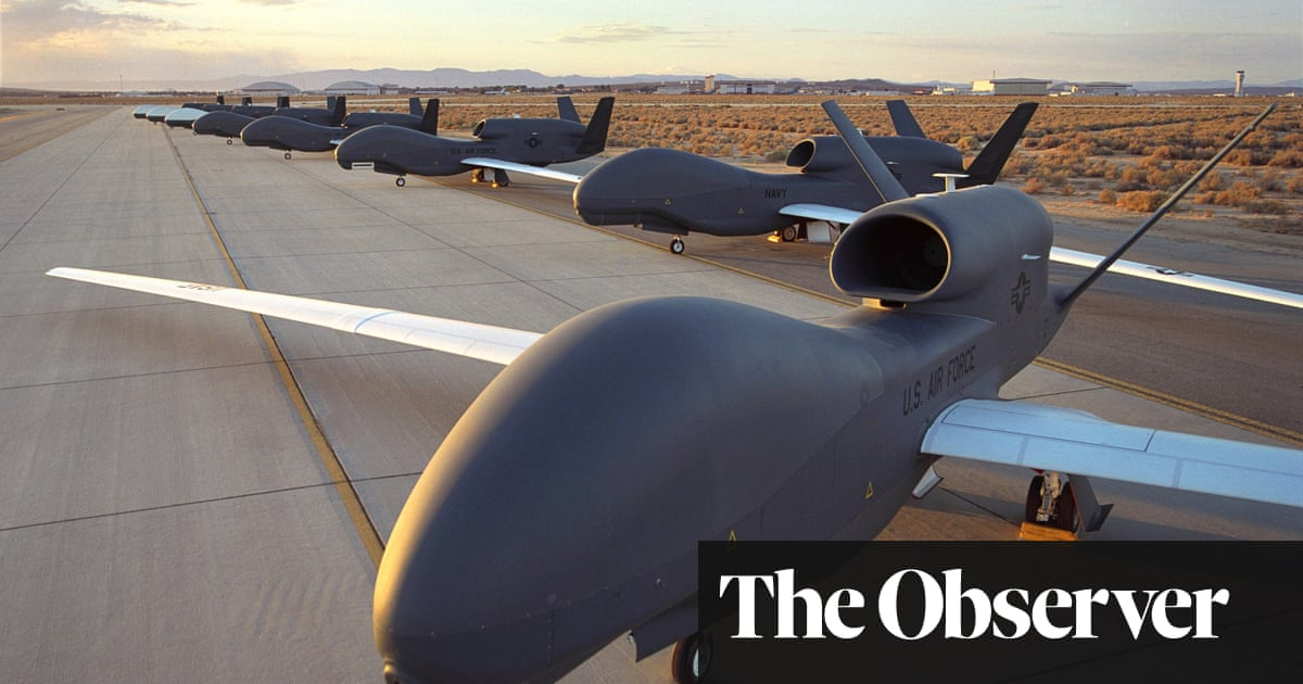 Britain funds research into drones that decide who they kill, says