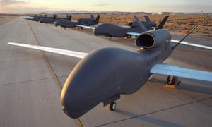 RQ-4 Block 10 Global Hawk unmanned drones