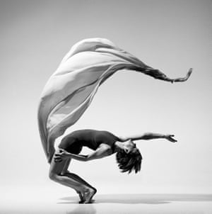 Jennie Clutterbuck, 2002. Photo by Lois Greenfield