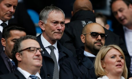Plan for £5m Scudamore gift shows football no longer the people's game | Paul Wilson