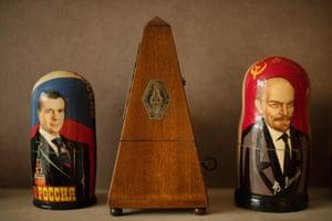 Shonagh Ingram's Russian dolls