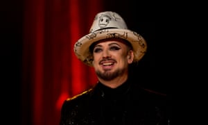 Boy George is one of the artists supporting Broken Record campaign.