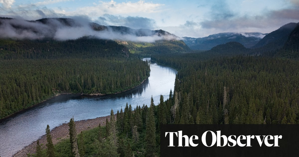 Should rivers have the same rights as people?