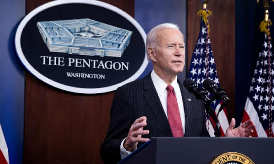 US President Joe Biden has pressed Xi Jinping on China's human rights abuses.