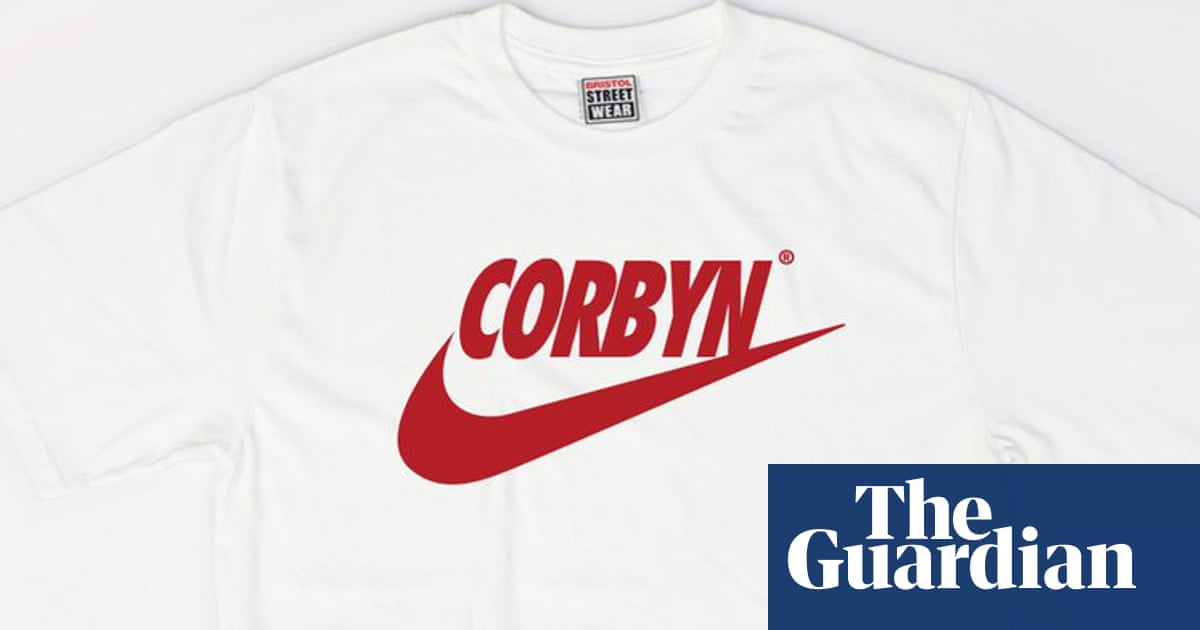 0a29940c Corbynike! Why Labour's young fans love this homemade T-shirt ...