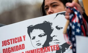 Immigrant rights groups said they had seen hundreds of parents separated from their children under the Trump administration.