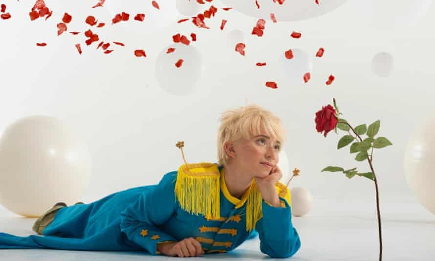 Faith Prendergast in The Little Prince.