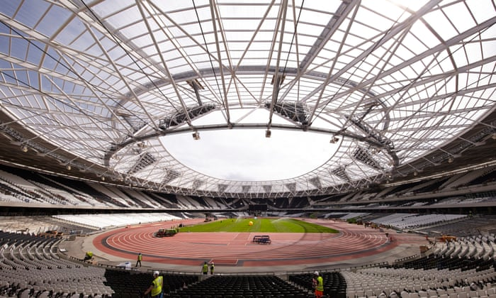 Londons Olympic Legacy Three Years On Is The City Really