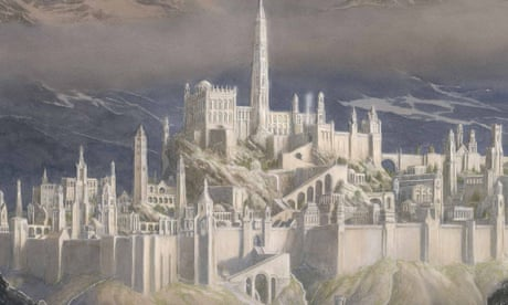 The Fall of Gondolin, 'new' JRR Tolkien book, to be published in 2018