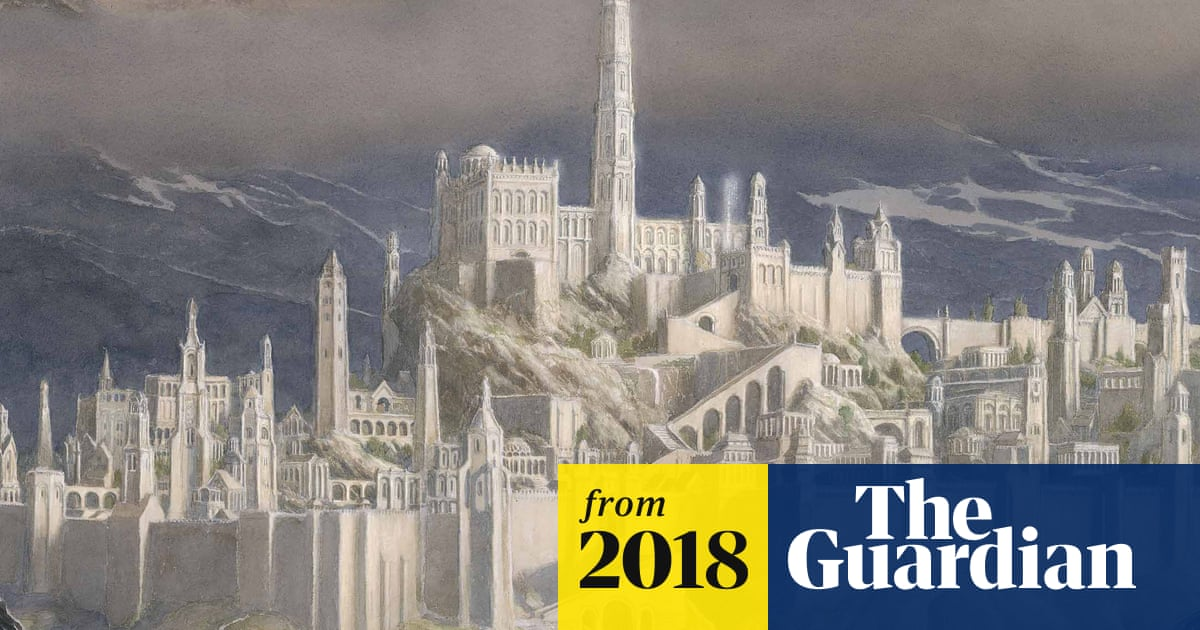 The Fall of Gondolin, 'new' JRR Tolkien book, to be published in
