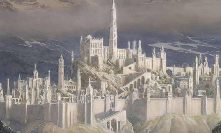 The Fall of Gondolin by JRR Tolkien