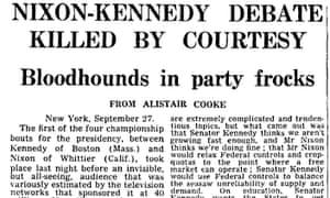 The Guardian, 28 September 1960.