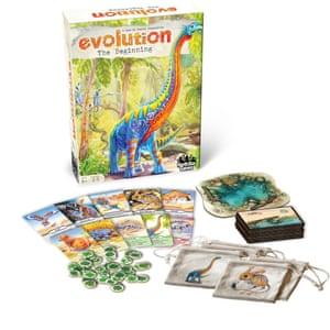Evolution: The Beginning.