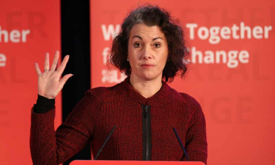 Sarah Champion: Labour's northern heartlands are different from London's 'tolerant, multicultural world'.