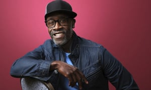 Don Cheadle poses for a portrait. A furious Donald Trump has threatened 'retribution' against SNL over Alec Baldwin's sketch.