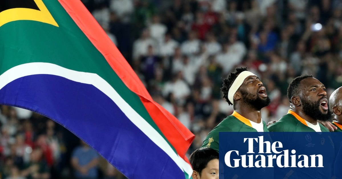 Rugby Championship cut in half as world champions South Africa pull out – The Guardian