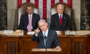 Netanyahu delivers speech to Congress