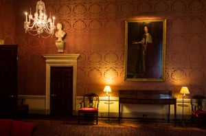 First Floor Ante Room Parlours The Bank of England London Photograph by David Levene 19/10/15