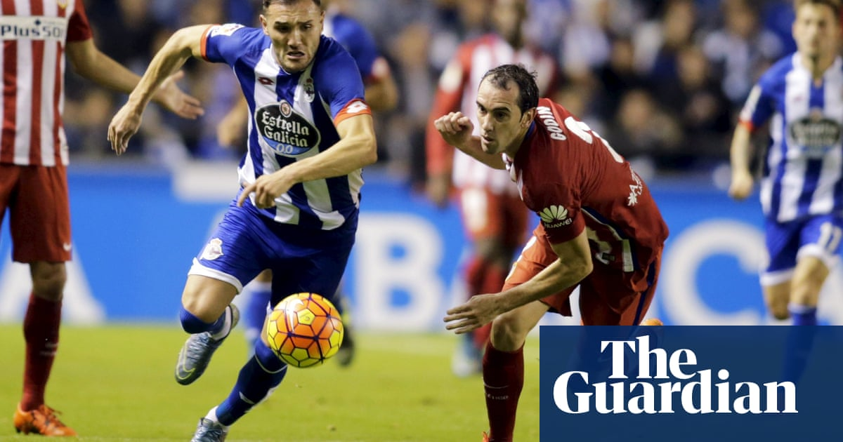 bfbe46d48 Atlético Madrid miss out on top spot as Deportivo La Coruña claim draw