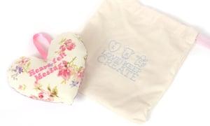 Soft heart gift