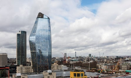 One Blackfriars, advised by Four Communications, has 274 apartments but no affordable units.