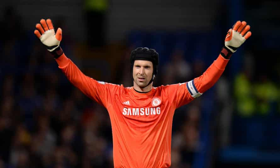 John Terry also praised Petr Cech's 'unbelievable' professionalism after the keeper was relegated to the Chelsea bench.