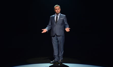 Jack Dee, host of I'm Sorry I Haven't a Clue.