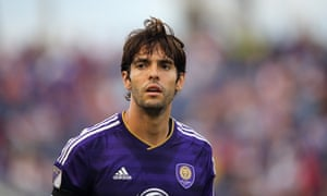 Kaka's ability to communicate in English, Spanish and Italian as well as his native Portuguese is the true gift for the league's marketeers.